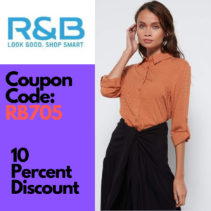 R&B Fashion Coupon Codes in the United Arab Emirates